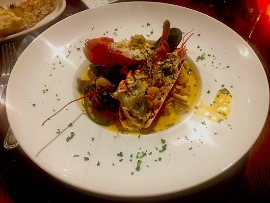 Mallams Restaurant: Fish & Shellfish Casserole