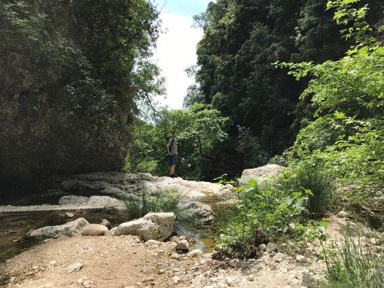 Nidri, Griekenland: Nydri Waterfalls