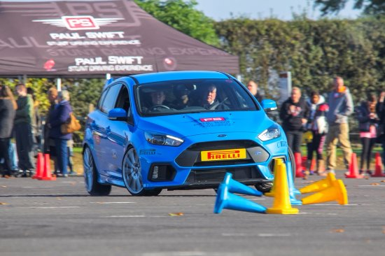 Тоусестер, UK: Focus RS