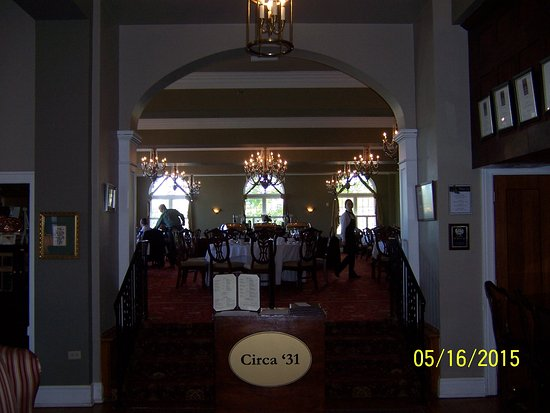 Entrance to the dining room picture of circa 39 31 at the for Dining room entrance