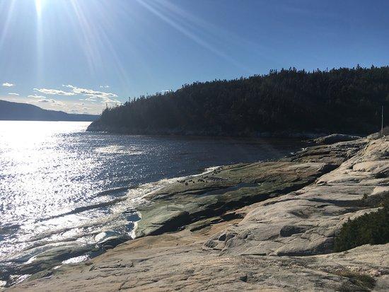 Tadoussac, Canada: Sentier de la Pointe-de-l'Islet Trail
