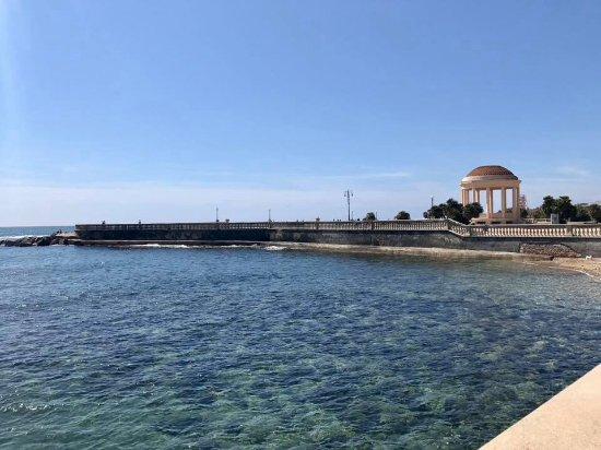 Il lungomare di Livorno - Picture of Terrazza Mascagni, Livorno ...
