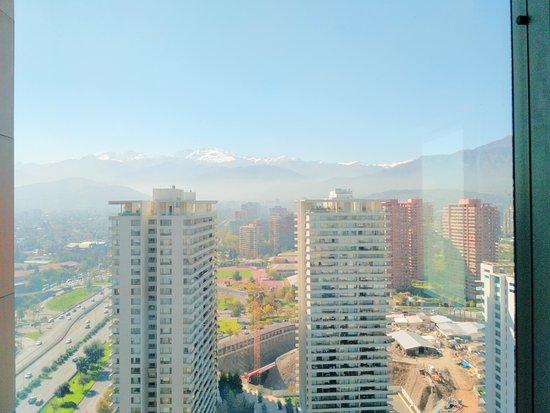 Foto de boulevard suites santiago panoramica da vista do - Boulevard suites santiago ...