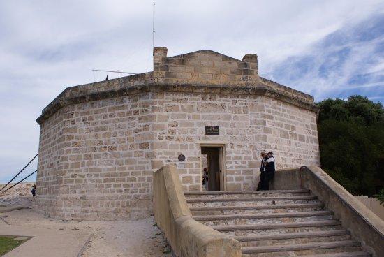 The Fremantle Round House: ラウンドハウス全景