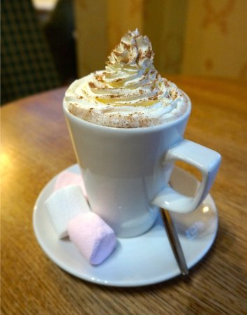 Annan, UK: Coffees, Teas & Hot Chocolates
