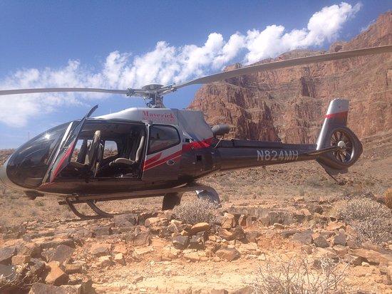 Tusayan, AZ: Helicoptero