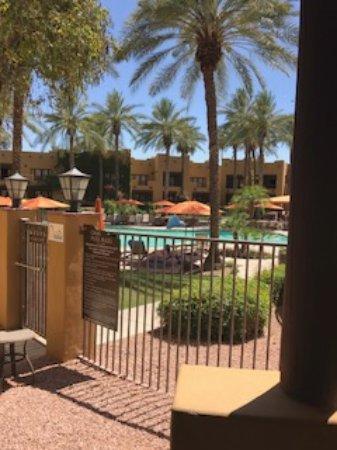 Litchfield Park, AZ: Adult Poolside Room view