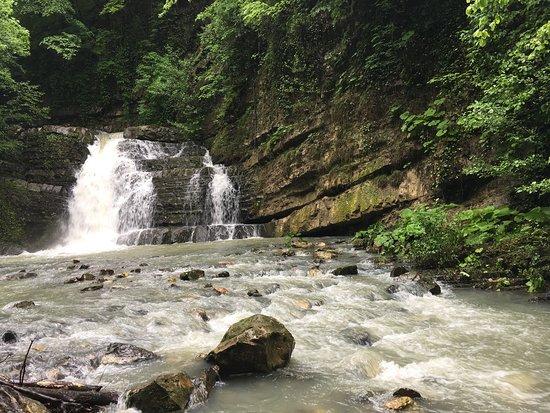 Zmeykovskiye Waterfalls