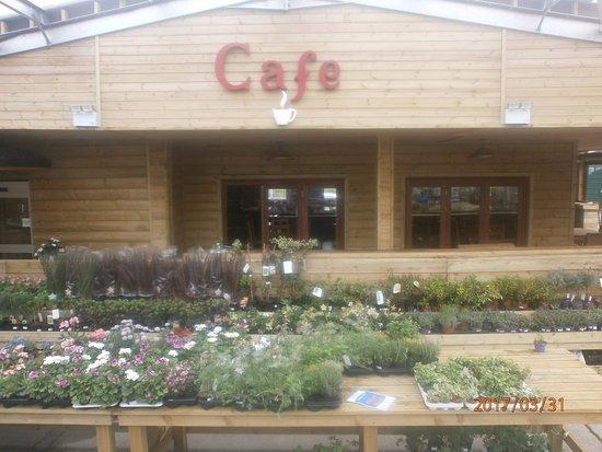 Aberdare, UK: Cafe Front