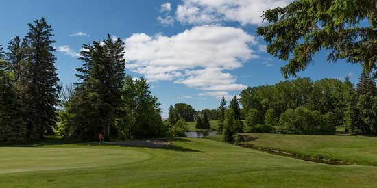 Hecla Island, Canadá: Lakeview Hecla Golf Course