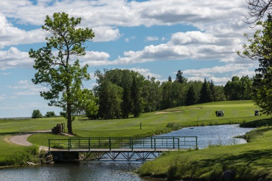 Hecla Island, Καναδάς: Lakeview Hecla Golf Course