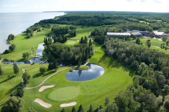 Hecla Island, Kanada: Lakeview Hecla Golf Course