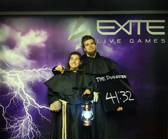 EXITE Live Games: The Dungeon