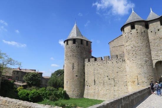 Belvianes et Cavirac, Francja: Visitar Carcassone y su formidable Castillo