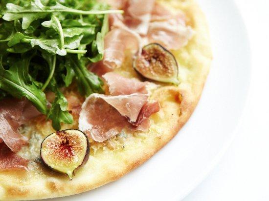 IL FORNELLO, Danforth: Pizza with Figs