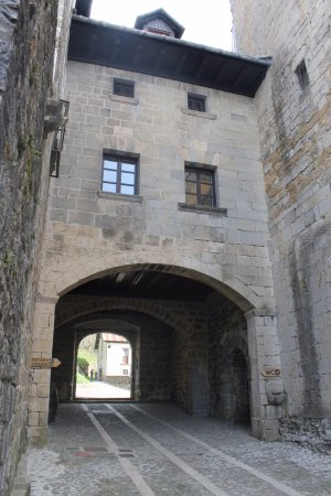 Orreaga-Roncesvalles, Spain: principal