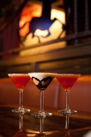 Seabiscuit Cafe : Try one of our deliciously sinful specialty cocktails