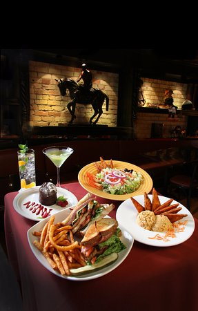 Seabiscuit Cafe : Crafty cuisine by Chef Phil