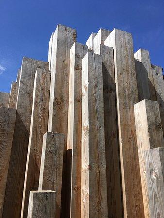 Bristol, VT : 'Modernist grotto'