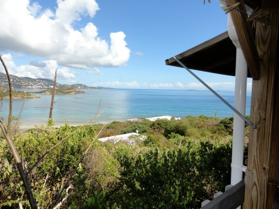 Water Island, St. Thomas: Cottage view