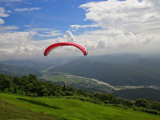 Shishiku Kogen Paragliding School
