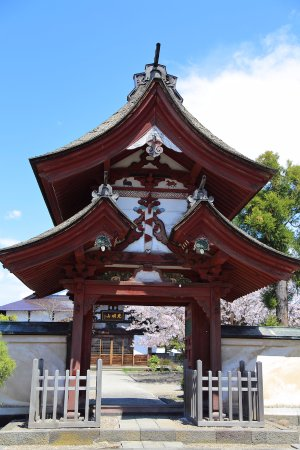 Seiganji Temple : 誓願寺山門