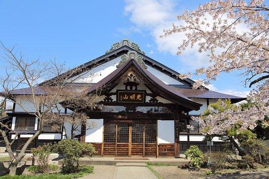 Seiganji Temple : 誓願寺本堂