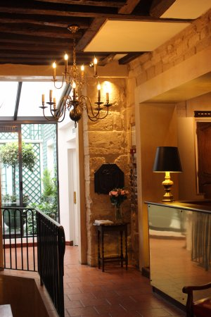 Hotel Saint Paul Rive Gauche Image