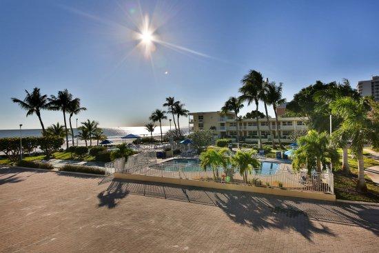 Balcony - Picture of The Neptune Resort, Fort Myers Beach - Tripadvisor
