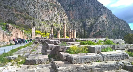 Attica, Greece: Take our tour to Delphi and enjoy a full day of fun and culture.