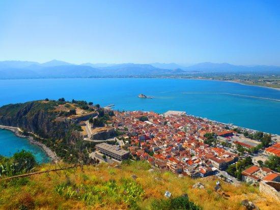 Attica, Greece: Beautiful Nafplion - visit it on our full day tour to Argolis!