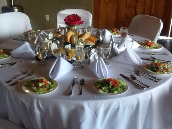 Woodland Park, CO: It's always delicious! Perfect for any reception.