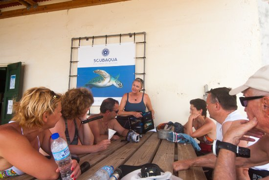 St. Eustatius: briefing