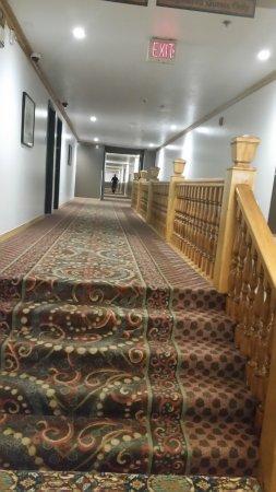 Stage Coach Inn: Second floor