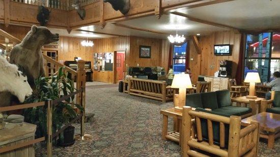 Stage Coach Inn: Ground floor