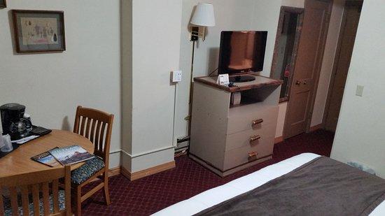 Stage Coach Inn: Room