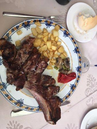 Penaranda de Bracamonte, Espanha: Chuleton