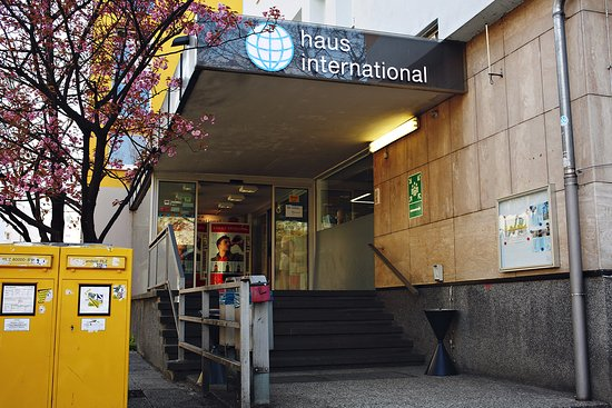 Haus International Pensione Monaco di Baviera Germania