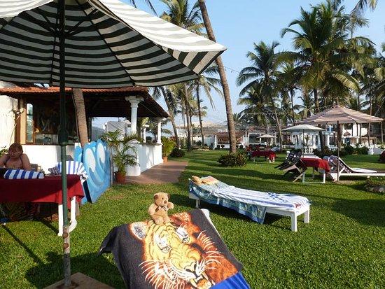 Hotel Goan Heritage: Sunny
