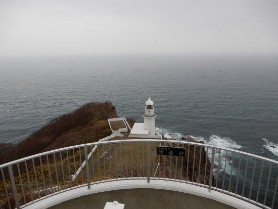 Muroran, Japonia: 地球岬展望台より