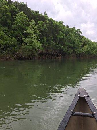 Steelville, MO: Canoeing