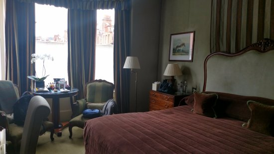 Egerton House Hotel: Room 23 with King bed