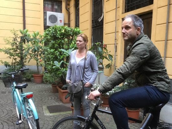 Bike & the City : Vertrekpunt