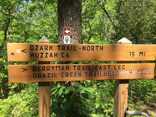 Steelville, MO: Mountain Bike Trails and hiking