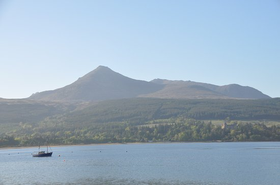 Brodick, UK: great vieuws