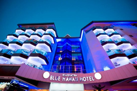 Hotel Kleopatra Blue Hawaii: kleopatra blue hawaii
