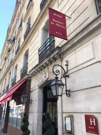 Hotel Turenne Le Marais: photo0.jpg