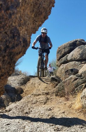 AZ Mountain Biking - Day Tours: Techie!