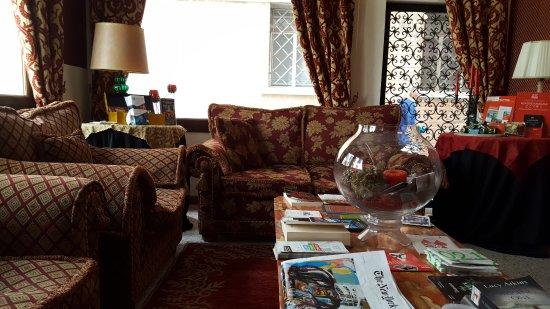 Albergo Ca' Alvise : In their sitting room