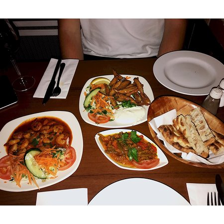 Anatolia Cuisine: The best traditional Turkish restaurant I've been to. Amazing value for money and lovely staff.